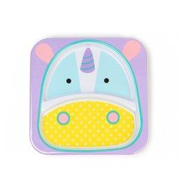 Skip*Hop Bord met ZOO diertjes - unicorn