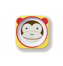 Skip*Hop Kommetje met ZOO diertjes - aap