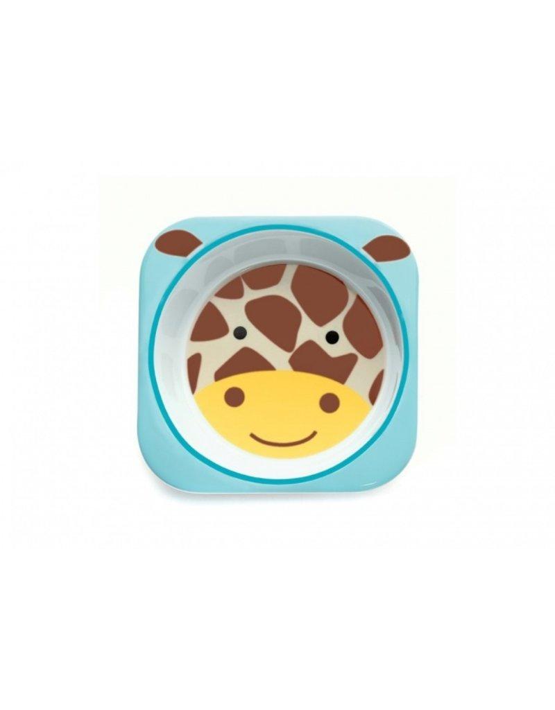 Skip*Hop Kommetje met ZOO diertjes - giraf