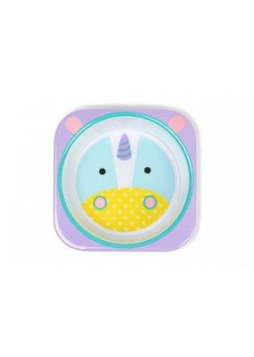 Skip*Hop Kommetje met ZOO diertjes - unicorn
