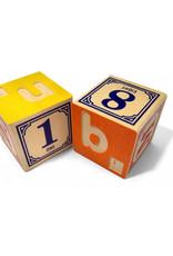 Uncle Goose Braille ABC blokken met gebarentaal
