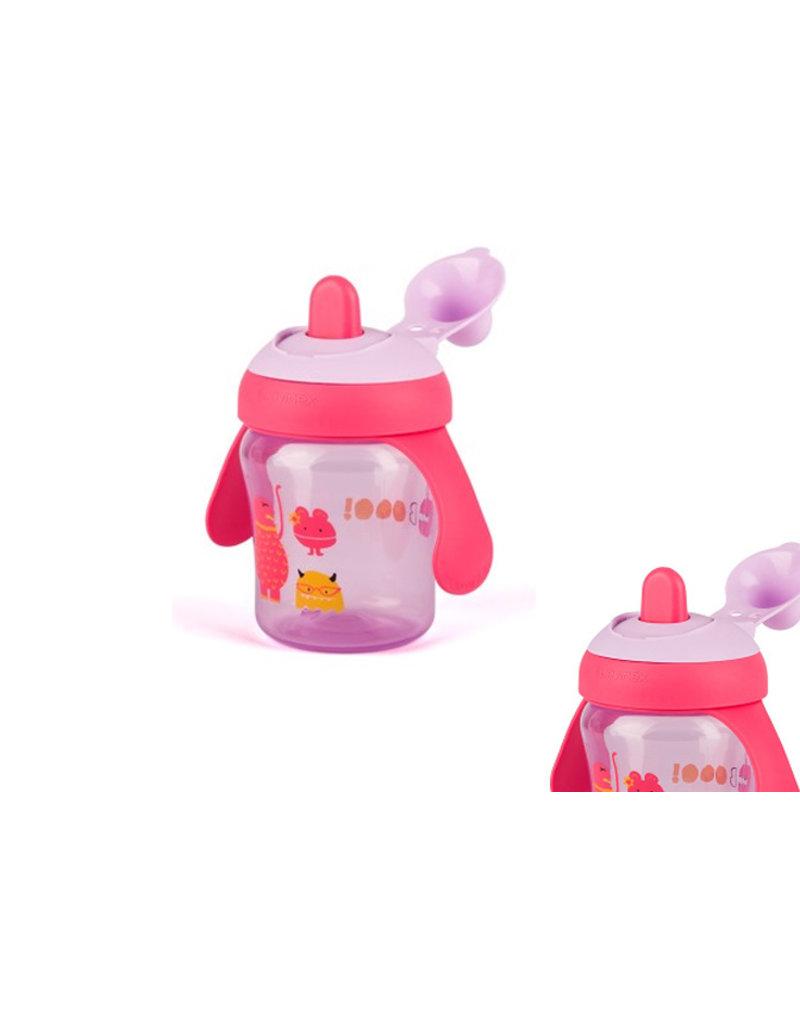 Suavinex Booo antilekbeker (200 ml) - paars
