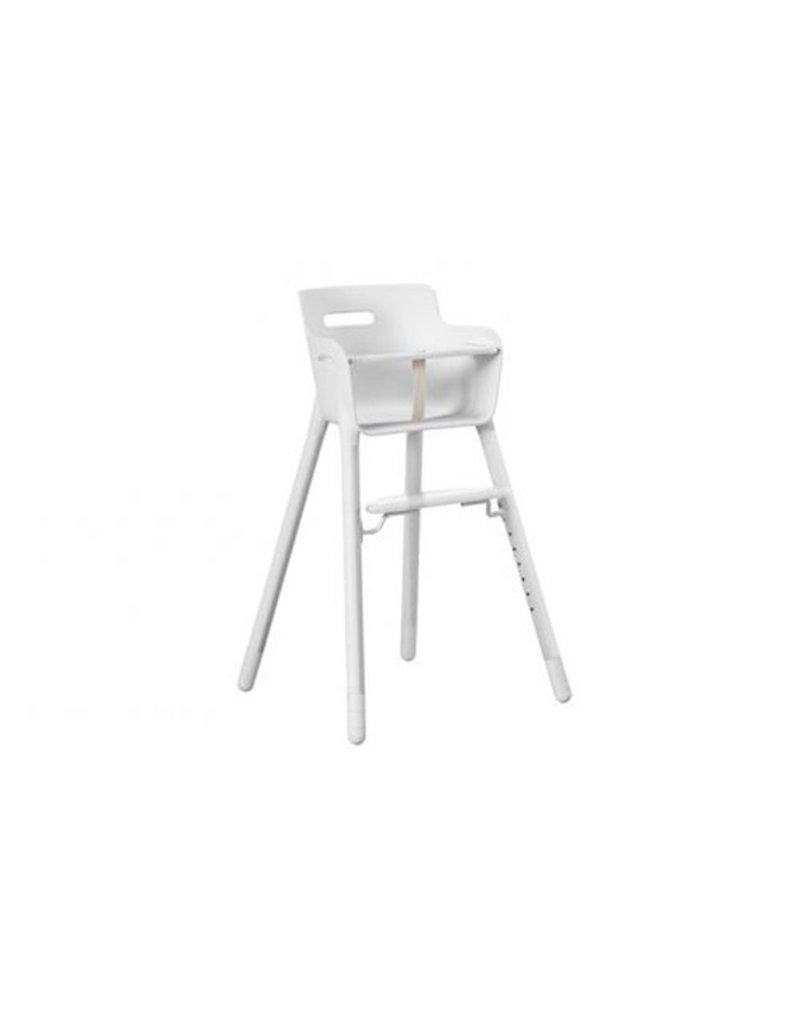Flexa Baby Kinderstoel met veiligheidsbeugel - wit