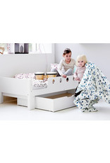 Flexa Lade voor White junior bed - white