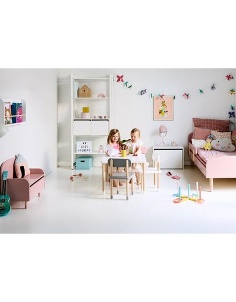 Flexa Kids stoel - roze