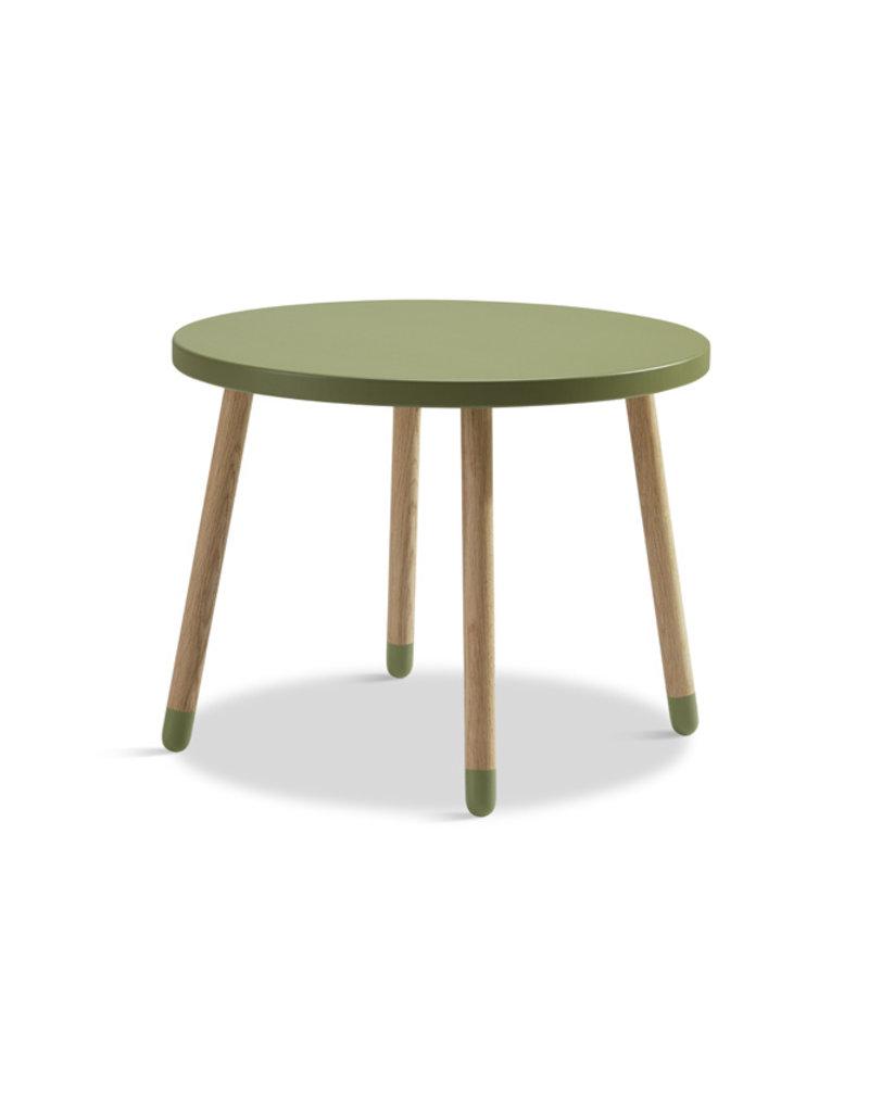 Flexa Play Kindertafel eikenhout - kiwi