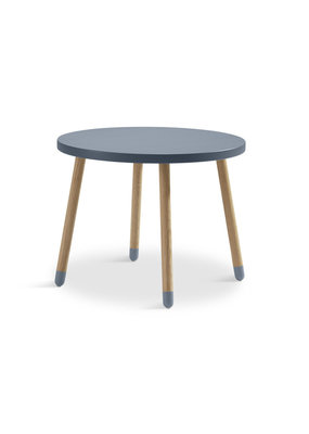 Flexa Play Kindertafel eikenhout - blueberry