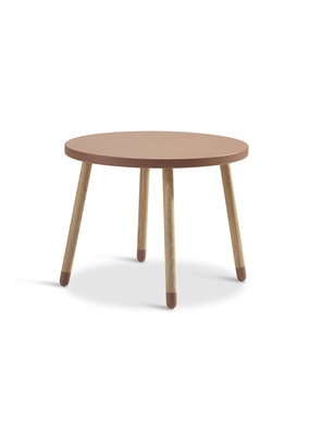 Flexa Play Kindertafel eikenhout - cherry