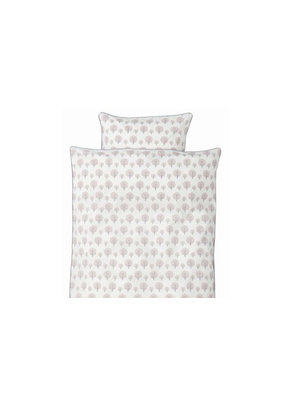 Ferm Living Dekbedovertrek - dotty rose junior