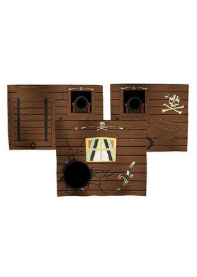 Flexa Speelgordijn - Piraat
