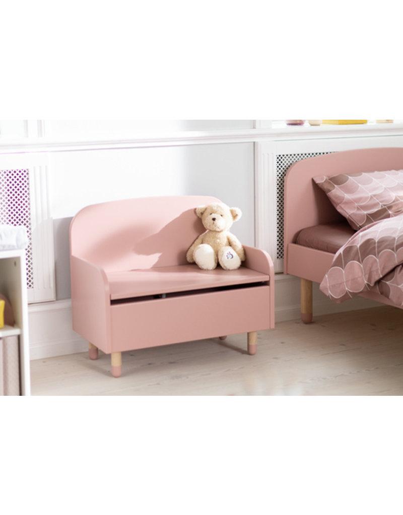 Flexa Kids opbergbank - roze