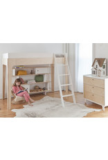 Oeuf NYC Perch Loft Bed - walnoot