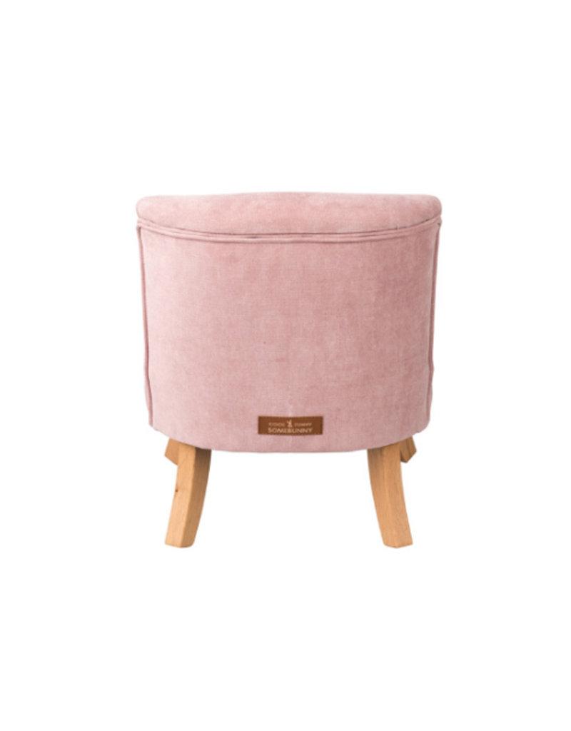 Somebunny Kinderzetel Royal Velvet | Dusty Pink