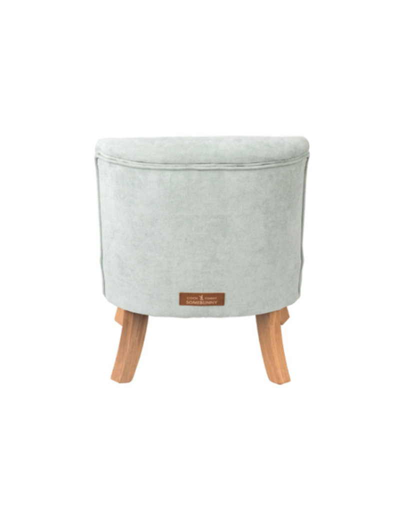 Somebunny Kinderzetel Royal Velvet | Dusty Mint