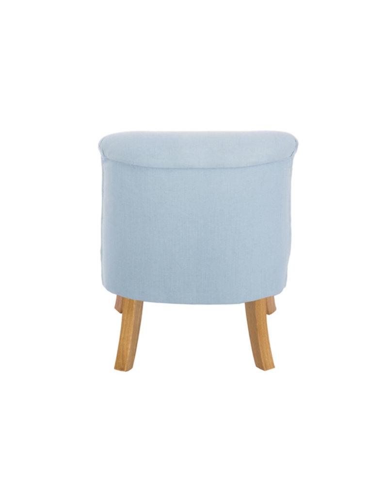 Somebunny Kinderzetel Eco Linen | Powder Blue