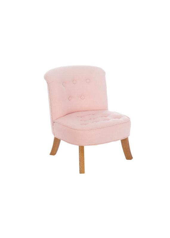 Somebunny Kinderzetel Eco Linen   Powder Pink