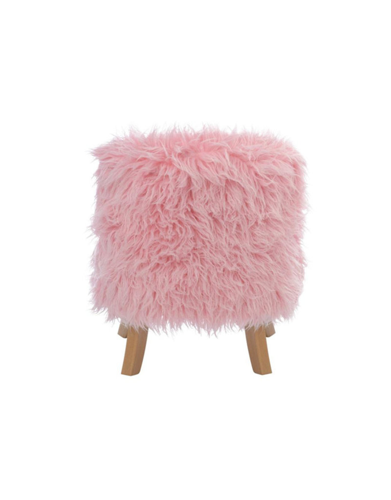 Somebunny Kinderzetel Bunny | Pink Furry