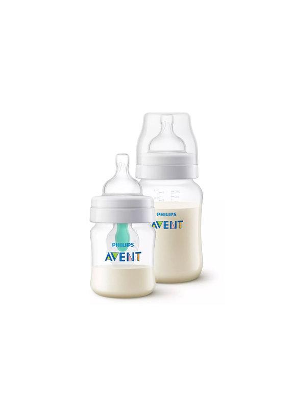 Avent Anti-Colic zuigfles | set 125ml + 260ml