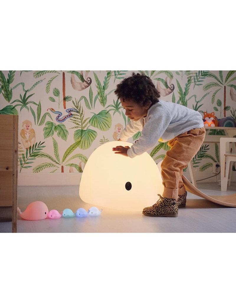 Flow Nachtlampje | Moby mini