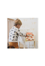 Flow Knuffel met hartslag | Robin de Vos (oranje)