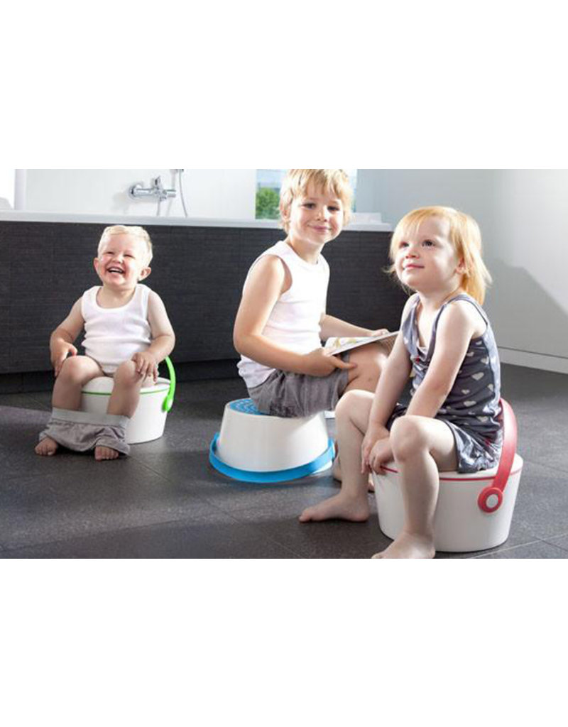 DotBaby Potje 3-in-1 | Pink red