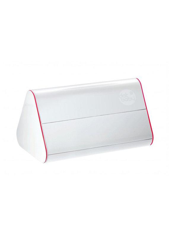 DotBaby Dot box doekjesverdeler | Pink red