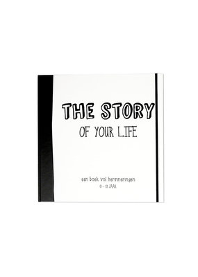 Oh my goody Invulboek 0-12 Jaar | The Story of Your Life (Nederlandse versie)