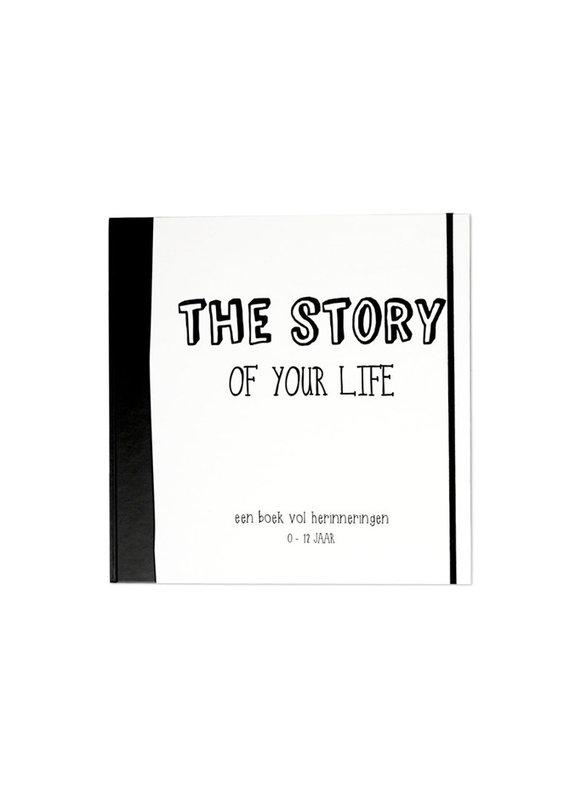 Oh my goody Invulboek 0-12 Jaar | The Story of Your Life (Nederlandse versie)