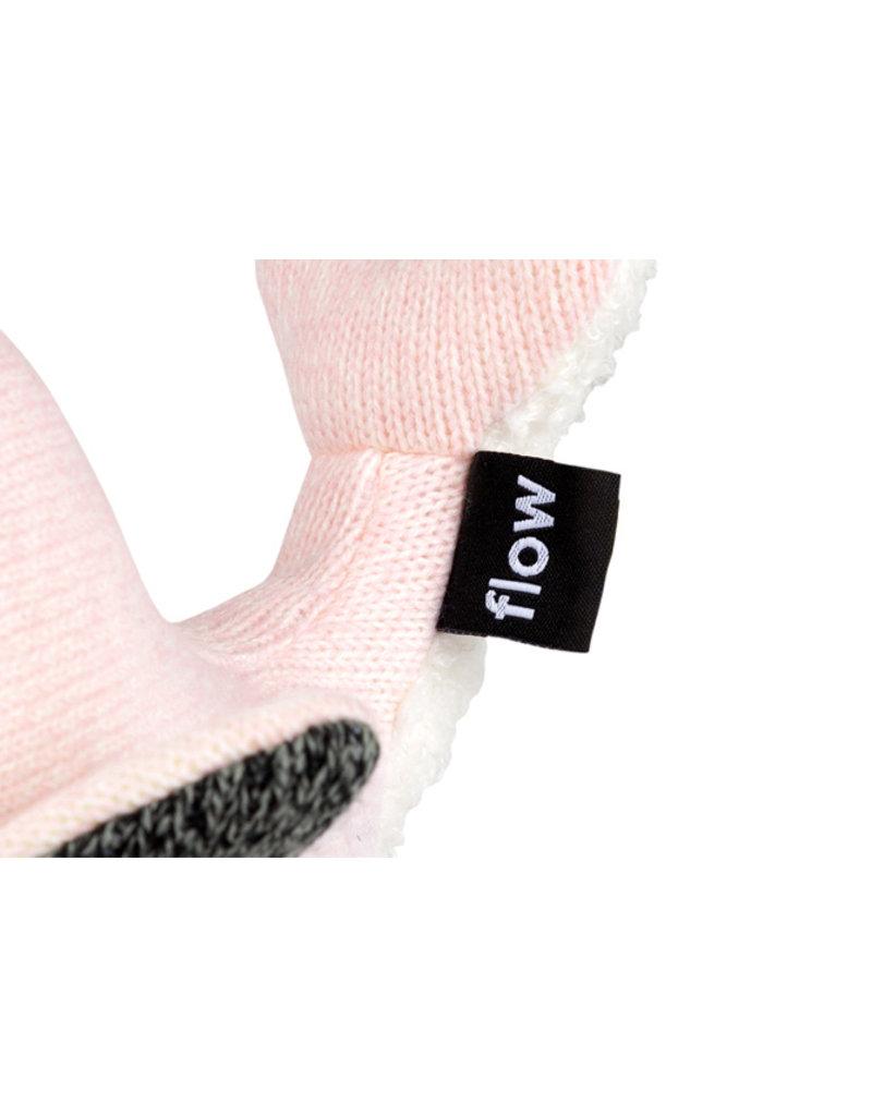 Flow Knuffel met hartslag | Moby de Walvis (roze)