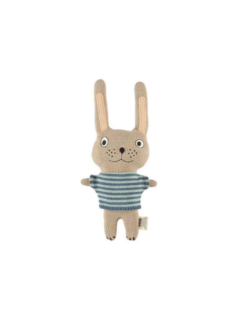 OYOY Knuffelkussen | Felix baby rabbit