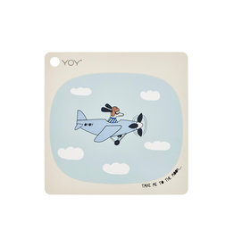 OYOY Placemat | Take me to the moon
