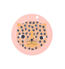OYOY Placemat | Snow leopard