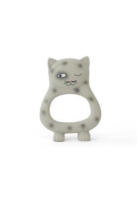 OYOY Bijtring | Benny cat baby