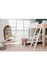 Oeuf NYC Perch bunk stapelbed - walnoot