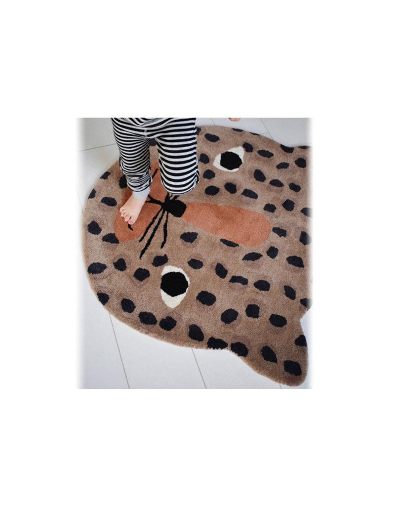 OYOY Vloerkleed | Leopard