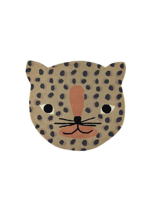 OYOY Vloerkleed   Leopard