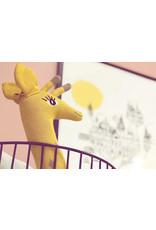 OYOY Kussen | Noah Giraffe