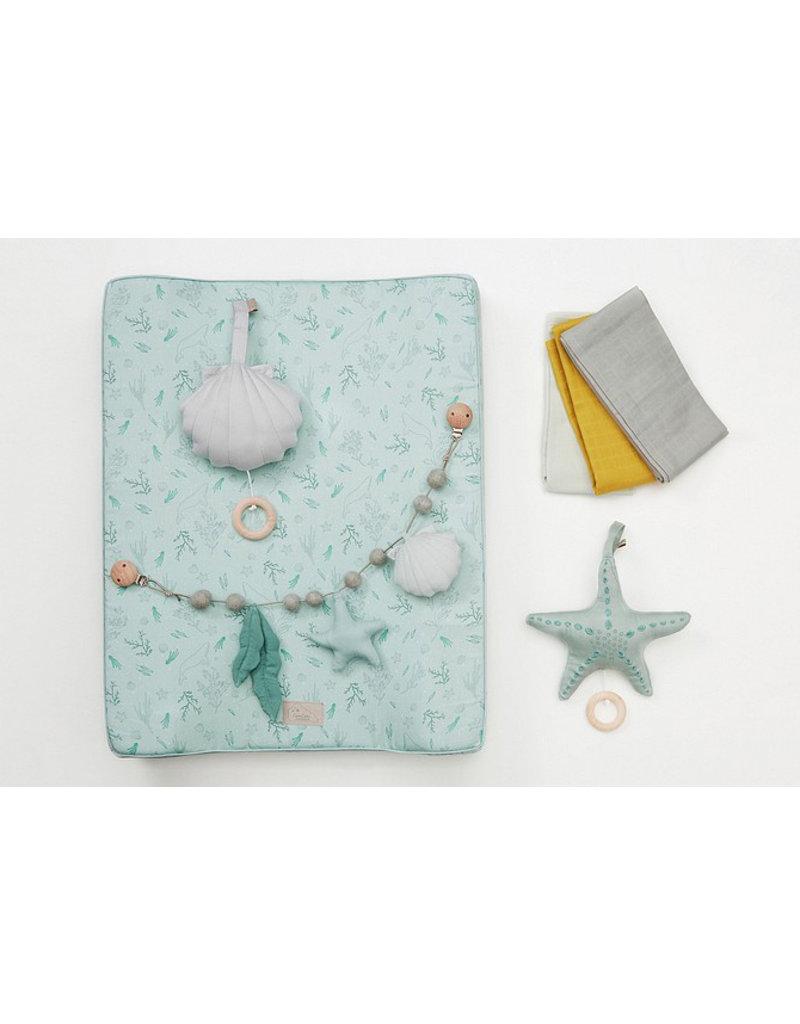 CamCam Aankleedkussenhoes | Ocean
