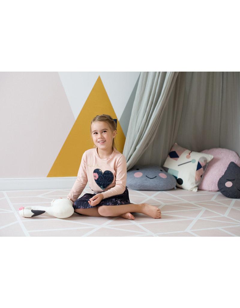 ToddleKind Speeltapijt Nordic | Vintage nude