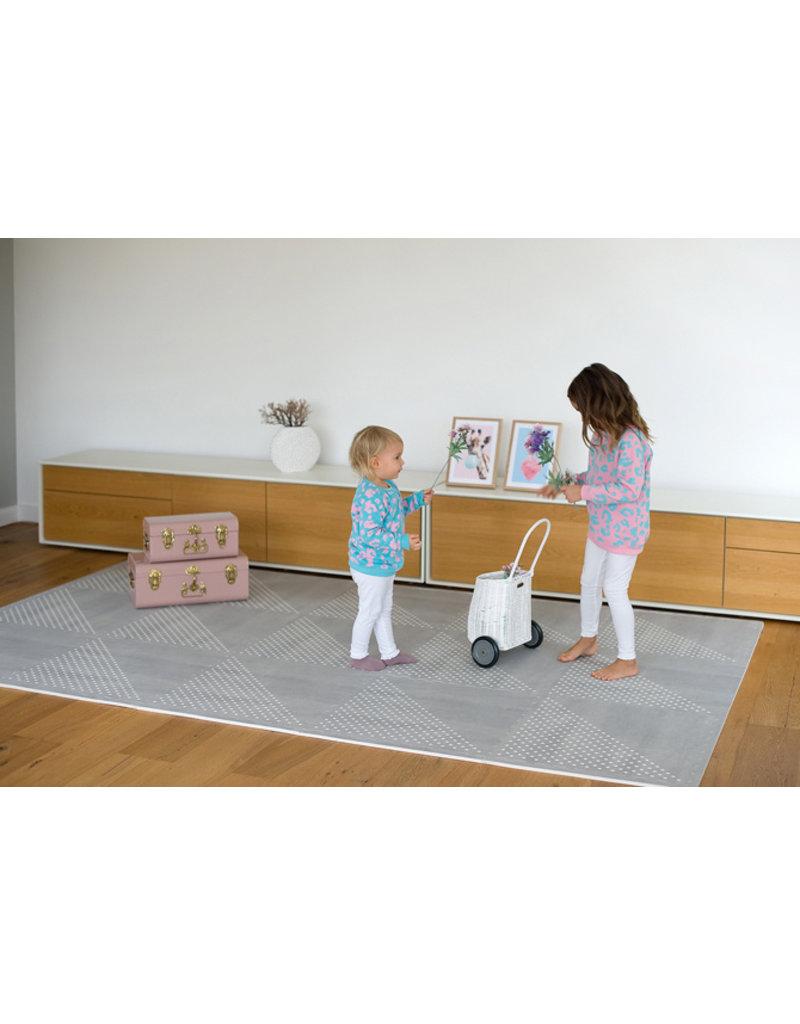 ToddleKind Speeltapijt Earth | Dove