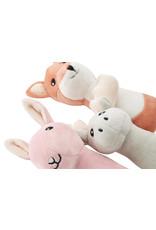 Kid's Concept Pluche rammelaar | Edvin konijn