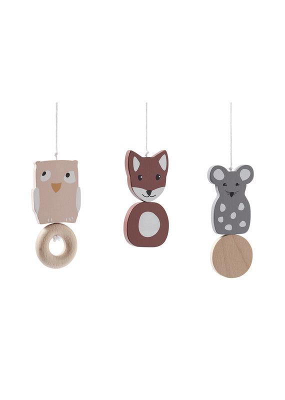 Kid's Concept Babygym houten speelfiguren | Edvin