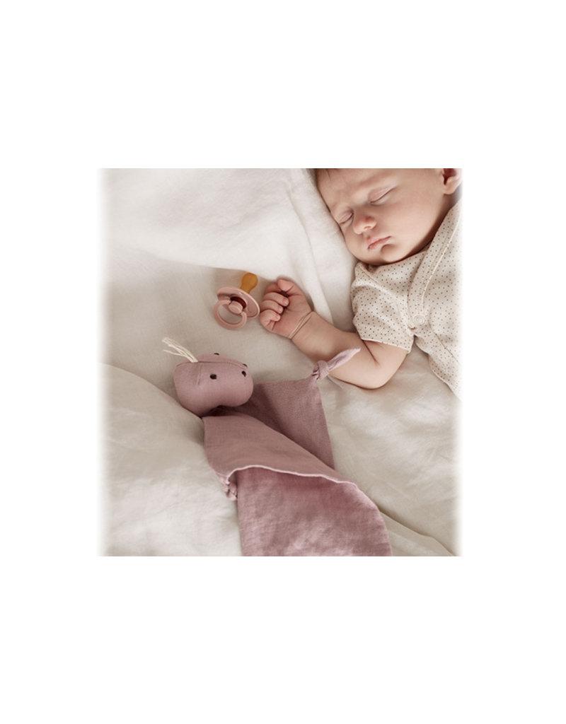 Kid's Concept Knuffeldoekje | Dino roze