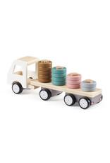 Kid's Concept Vrachtwagen met ringen | Aiden