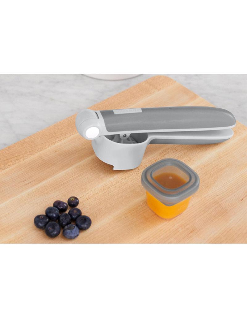 Skip*Hop Easy Prep fruit-en groentenpers | set