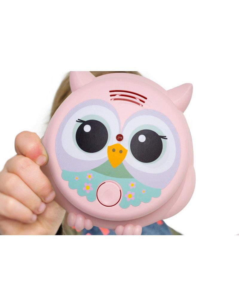 Flow Rookmelder | Owl Rosie