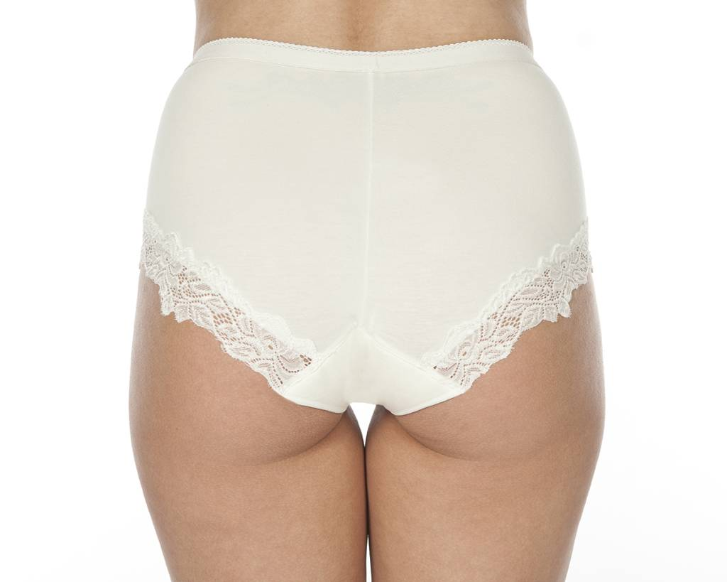 Swaens Bamboo Underwear Taille Ivory set of 2
