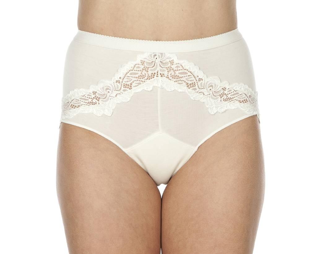 Swaens Bamboo Underwear Taille Ivoor set van 2