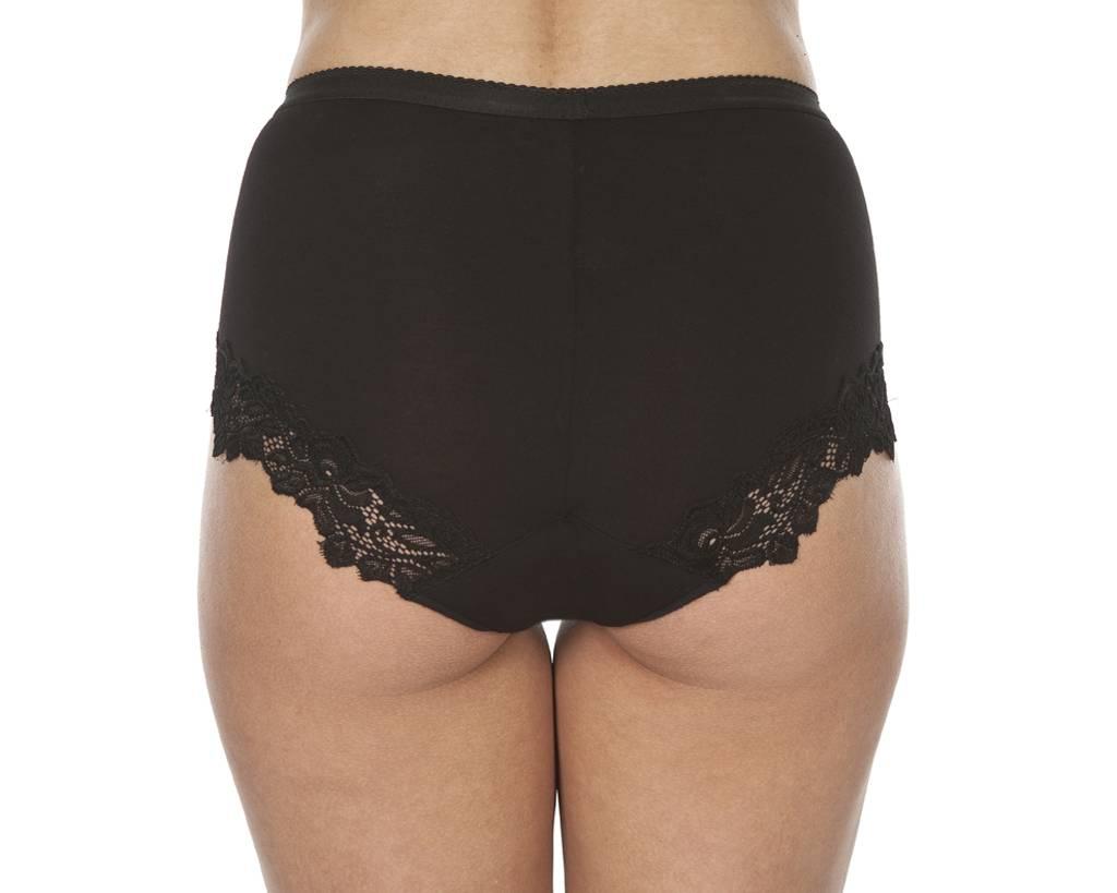 Swaens Bamboo Underwear Taille Zwart - set van 2