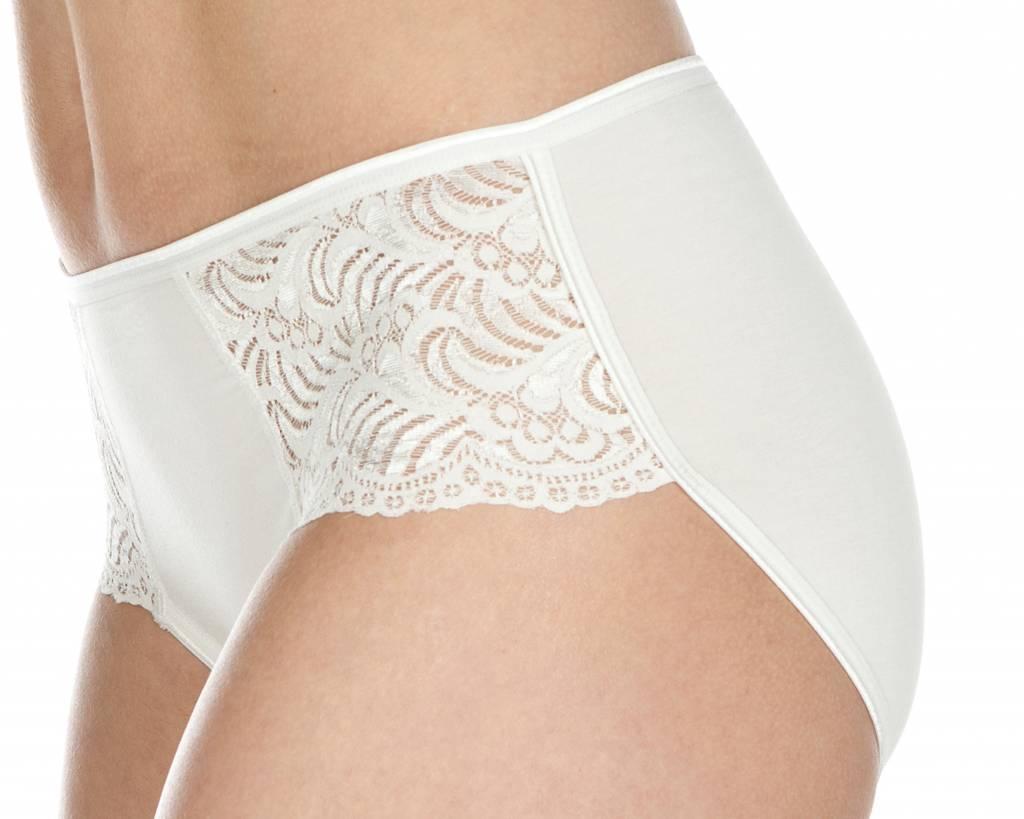 Swaens Bamboo Underwear Midi Ivory - set of 2